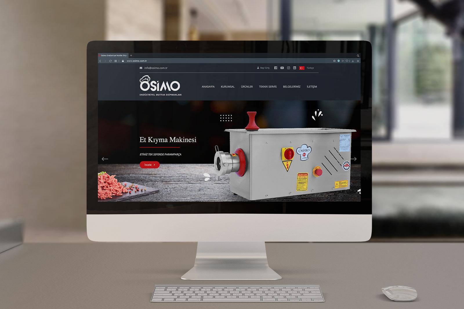 OSİMO WEB SİTESİ
